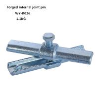 Quality Scaffolding Forged Coupler internal jonint pin / inner pin 1.1kg Q235 for sale