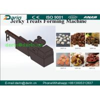 China Chicken Jerky Stick High Protein Dry Natural Pet and Cat Food Cat Treats Pet Snacks Jerky Treats Forming Machine wholesale