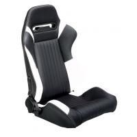 Quality Adjustable Universal PU Leather Sport Car Racing Seats For Adult for sale