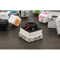 China Squeeze Fun Stress Reliever Gifts Fidget Cube Relieves Anxiety and Stress Juguet For Adults Children Fidget cube wholesale