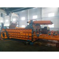 Buy cheap Horizontal Baler / Automatic Control Hydraulic Baling Machine 60KW ~ 135kW Y81Q Series from wholesalers