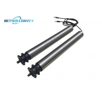 China PU Lagged AC 220V 380V Electric Drum Motor Conveyor Pulley wholesale