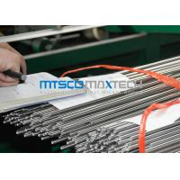 China 1.4401 316 Stainless Steel Instrument Tubing Cold Drawn For Gas Industry wholesale