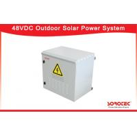 China Hot Pluggable 48VDC Outdoor Installation Telecom Solar Power System SHW48100 wholesale