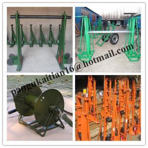 China Quotation Hydraulic Cable Jack Set,Cable Drum Jacks,china Jack towers wholesale
