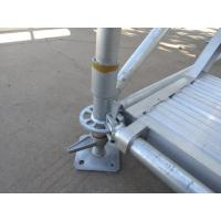SGS certificated  Ringlock  all round scaffolding system for sale