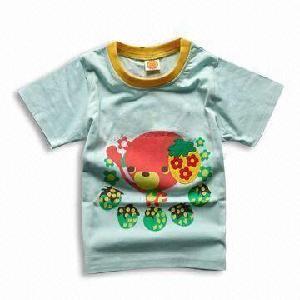 China Kid′s T Shirt (LC058) wholesale
