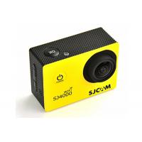 Quality Portable Digital Wifi Outdoor Sports Camera / Helmet Action Camera Yellow Blue Grey Customized for sale