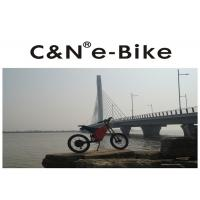 China Off Road Electric Battery Powered Mountain Bike Fast Speed Full Suspension wholesale