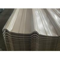 China Professional Color Coated Steel Roofing Sheet Weather Resistance Material wholesale