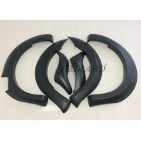China Universal Car Fender Flares For Ford Ranger T6 T7 Wildtrak 2012 - 2018 Pocket Style wholesale