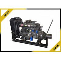 China Farm Used 92 Kw High Torque Diesel Engines Air Inlet Booster Low Emissions wholesale