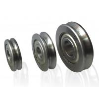 China Wire guide and straightening rollers/wire straightening bearings/grooved pulley on sale