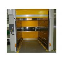 China Custom Intelligence Fast - Rolling Door Cleanroom Air Shower / Clean Room Booth wholesale
