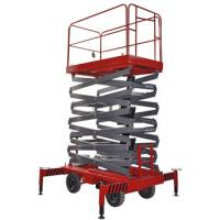 China 12 Meters industrial Hydraulic Lift Platform with 500Kg Loading Capacity wholesale