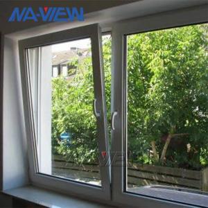 China New Construction Double Hung Tilt Windows OEM ODM Aluminium Modern New Design wholesale