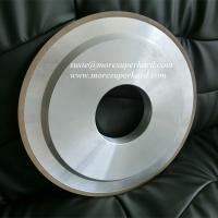 China 14A1 resin diamond grinding wheels for carbide wholesale