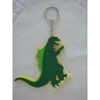 Quality Eco-friendly,non-toxic material Silicone key chain wholesale in china for sale