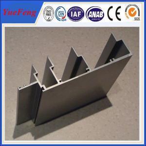 China New! powder coated aluminium extruded profiles aluminium curtain wall manufacturers wholesale