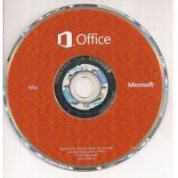 China 1PC MAC Office 2016 DVD Sticker Microsoft Office 2016 Home And Business wholesale