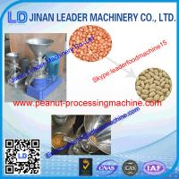 China automatic machine peanut butter machine for food made in china/butter making machines wholesale