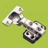 China free samples furniture hardware cold-rolled steel hinge  half-overlay wholesale