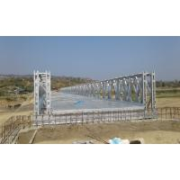 Buy cheap High Performance Temporary Modular Bridge Construction Painting / HDG Surface from wholesalers