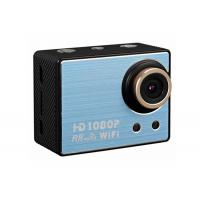 Quality High Definition Customized Waterproof Action Cameras with Remote Control 1050mAh for sale