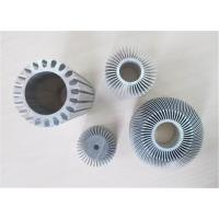 China Clear Anodizing Hollow Aluminum Sun Flower Extrusion Sink Agricultural wholesale