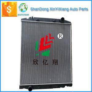 China Aluminium radiator for IVECO China manufacture wholesale