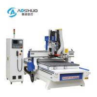 China Vacuum Table 3d 1325 Cnc Wood Carving Router Machine With DSP Control System wholesale