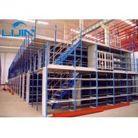 Quality 22FT / 6.5M Height Industrial Warehouse Shelving With Mezzanine Floor Racking for sale