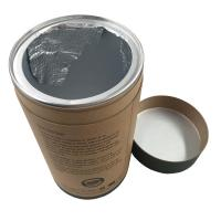 China Cylinder Safety Food Grade Tube Packaging Cardboard Tube Food Packaging wholesale