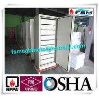 Quality Durable Antimagnetic Fire Safe File Cabinets 9 Drawer Single Door For CD / Disk for sale