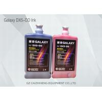 China Low Smell Fluent Eco Solvent Ink 1 Liter DX5 Printhead Dye Sublimation Ink wholesale