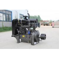 China Weifang diesel engine R4105ZP With PTO Clutch and Belt Pulley wholesale