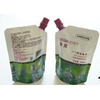 China Customize Spout Pouch Bag/Liquid Spout Packaging Pouch Colorful Printing on sale