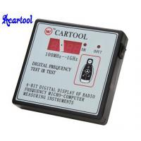 China Acartool CARTOOL 100Mhz-1Ghz car key frequency remote control frequency tester Radio Frequency infrared remote Detector wholesale