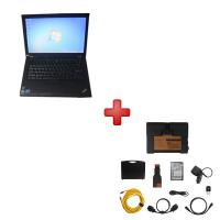 Super BMW ICOM A2 BMW Diagnostic Tools With 2018.7V HDD Plus Lenovo T410 Laptop