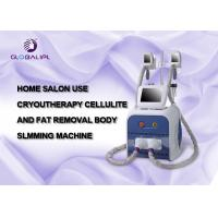 Buy cheap 2 Head Cold Therapy Ultrasonic Cavitation Body Slimming Machine Fat Freeze from wholesalers