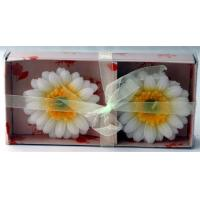 China flower candle, plant candle wholesale