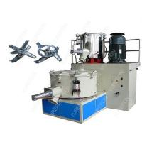China CE Industrial Stainless Steel Plastic Mixer High Speed For PVC Resin Mixing wholesale