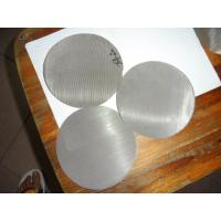 China Stainless Steel 304 Weave Filter Screen Mesh For Papermaking Printing Machine wholesale