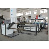 China PE Air Bubble Wrapping Film Extruder Machine Energy Saving 3800kg - 6000kg wholesale
