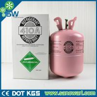 China superior quality 99.9% Refrigerant Gas r410a fast delivery 7-15 days wholesale