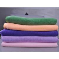China Household Microfiber Cleaning Towel on sale