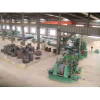 China HRC Material Spiral Welded Pipe Mill Large Diameter Customizable Design wholesale