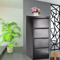 China ISO Certified Made in China mondern office metal 4 drawer file Cabinet wholesale