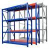 China Medium Duty Industrial Wide Span Shelving Q235 Metal Longspan Pallet For Tools Storage wholesale