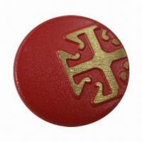 China Brass Snap Buttons with Polished Finish, Customized Designs are Available wholesale